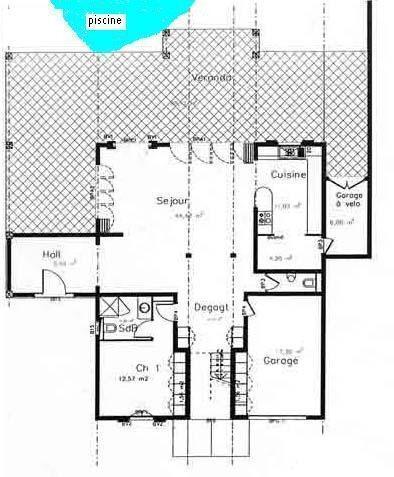 Plan de la villa de luxe en guadeloupe for Plan de villa de luxe