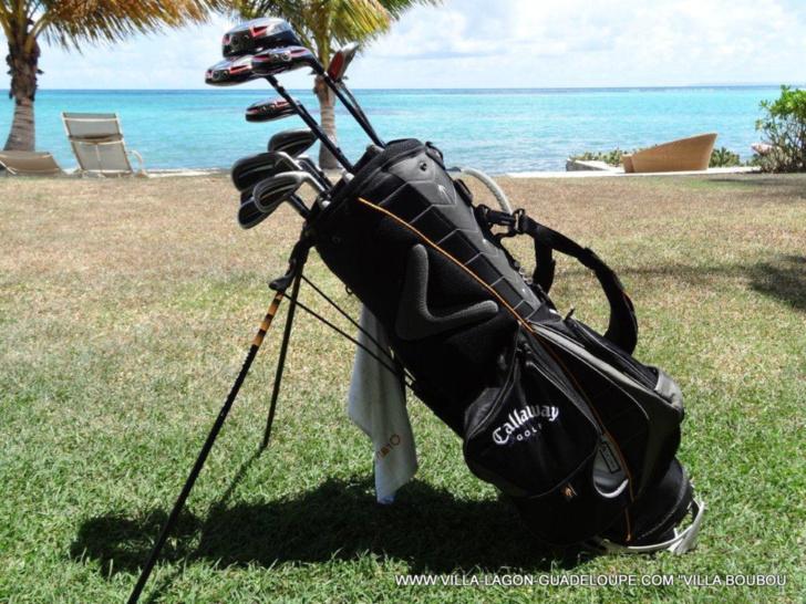 Sac de Golf tout équipé