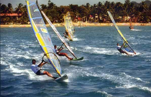 Activités sportives et excursion pour la Villa en Guadeloupe