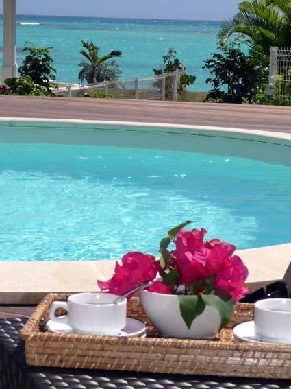 Villa Bora Bora en Guadeloupe Saint François
