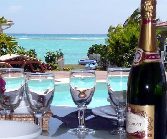 Villa Luxe Bora Bora Saint François Guadeloupe