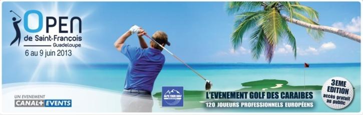 Open de golf de Saint François Guadeloupe 2013