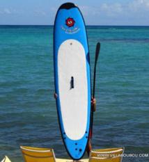 Sup Paddle pour vos activités sur le lagon de Guadeloupe