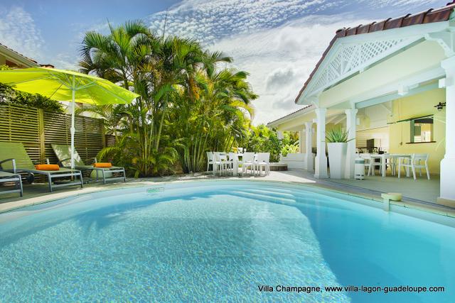Villa Champagne 4 Chambres