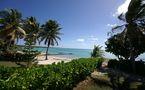 Villa Luxe 3 chambres pieds dans le lagon, 180° plage