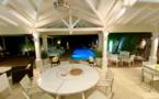 Descriptif et Photos des extérieurs de la Villa de standing en Guadeloupe