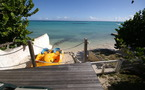 Villa Luxe Carib 5 chambres, le prestige les pieds dans l'eau en Guadeloupe
