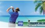 """Open de Golf de Saint François en Guadeloupe à 30 m de la villa Luxe """" Villa Boubou"""""""